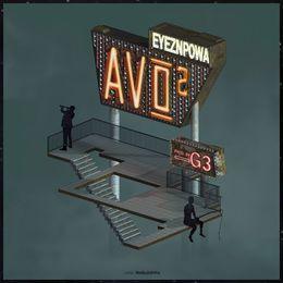 Underground Rob - Eyeznpowa- AVo2 Cover Art