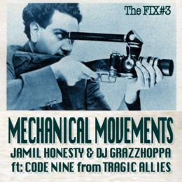 Underground Rob - Mechanical Movements Cover Art