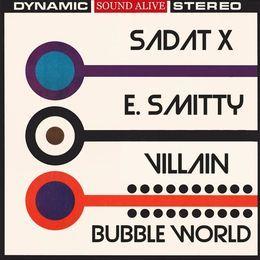 Underground Rob - Bubble World Cover Art