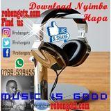 robengotz.com - AY ft Nyashinski - MORE N MORE/robengotzr.com Cover Art