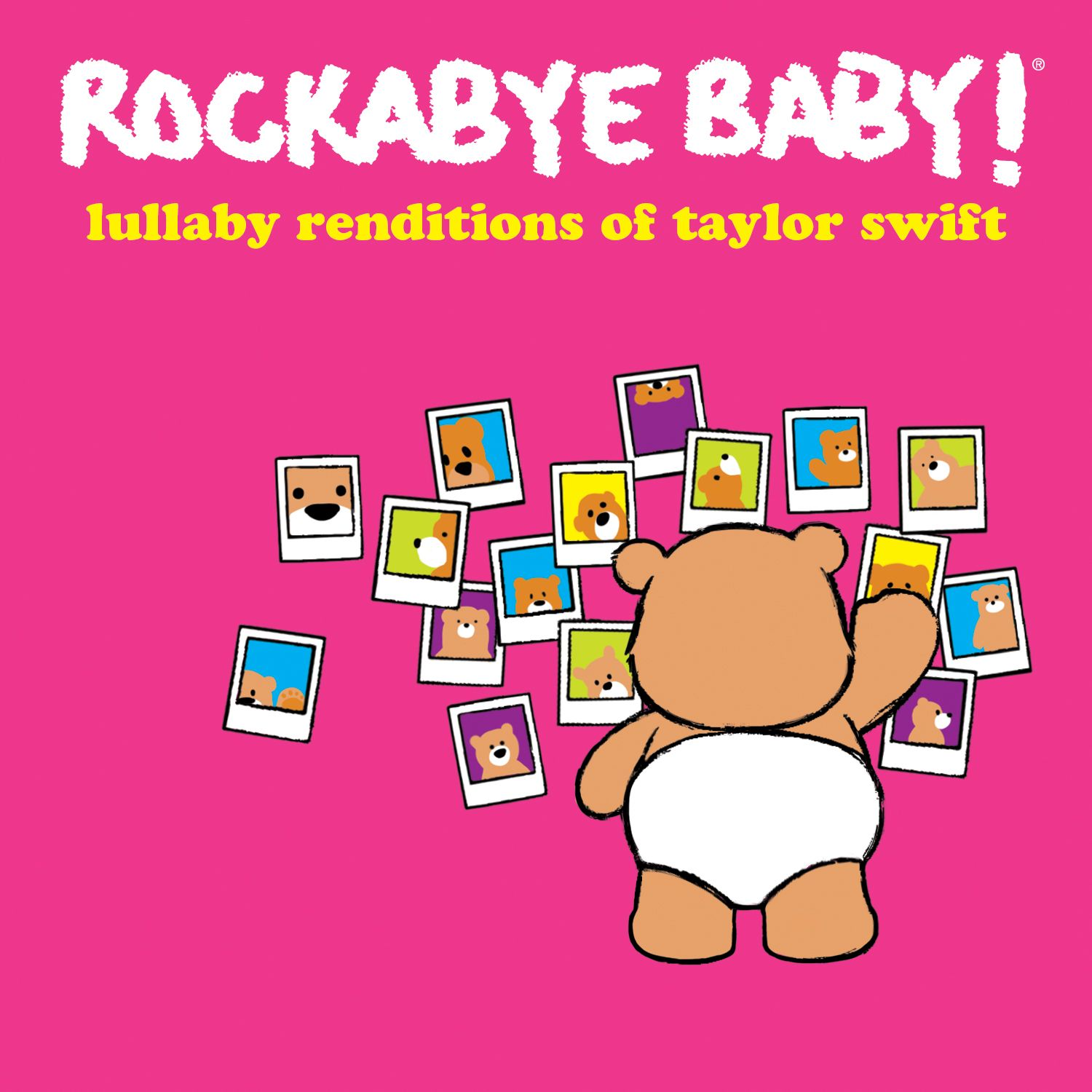 """Rockabye Baby! - """"Lullaby Renditions of Taylor Swift"""" - Listen 