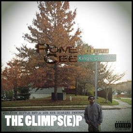 Rome Cee - GLIMPSE EP Cover Art