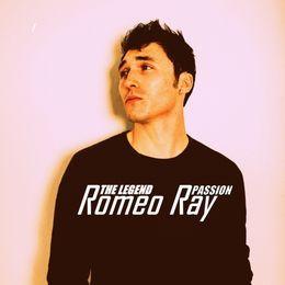 Romeo Ray - PASSION Cover Art