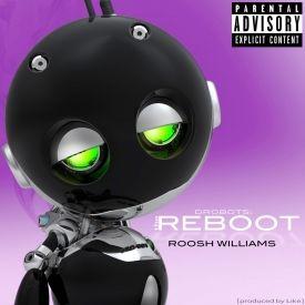 Roosh Williams - Drobots: The Reboot Cover Art