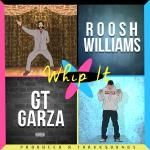 Roosh Williams - Whip It Cover Art