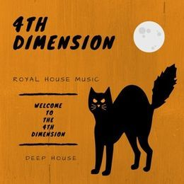 Royal - 4th Dimension Cover Art