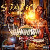 Rundown City Mixtapes - Static Vol 2 Cover Art
