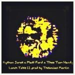 Ryshon Jones - Lunch Table ll (prod by Thelonious Martin) Cover Art