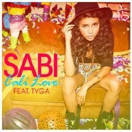 Sabi - Cali Love Cover Art
