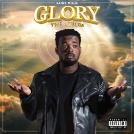 Saint Millie - GLORY (The Album) Cover Art