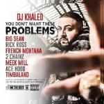 SALUTE MUSIC - You Don't Want These Problems Cover Art