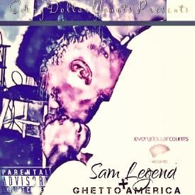 $am Legend - Leaning & Dreaming Cover Art