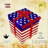 $am Legend - Ghetto America 2 : A Gift 2 The Streets Cover Art