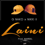 SAMCHARDTZ - G Nako ft Nikki wa 2-Laini Cover Art