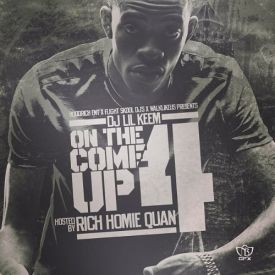 Samhoody - On The Come Up 4 Cover Art