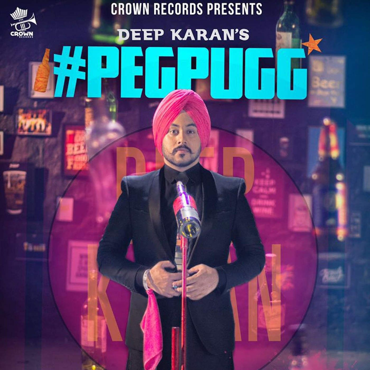 "Lock Up Mp3 Mr Jatt: Deep Karan - ""#Peg Pugg"" - Download"