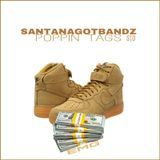 SantanaGotBandz - Poppin Tags Cover Art