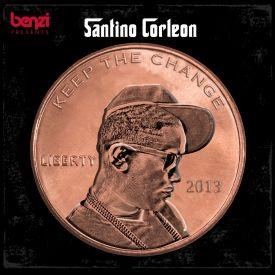 Santino Corleon - Keep The Change Cover Art