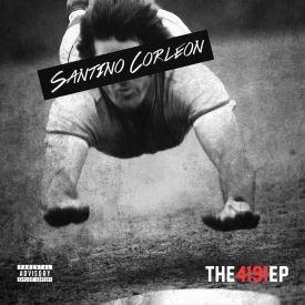 Santino Corleon - The 4191 EP Cover Art
