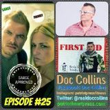 Sarge Approved - Episode #25 Doc Collins Cover Art
