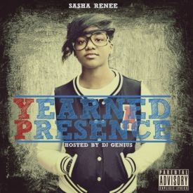 Sasha Renee - Yearned Presence Cover Art