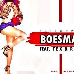 Satis Boom - Boesman Cover Art