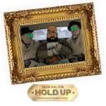 SEAN FALYON - HOLD UP Cover Art