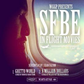 SEAN FALYON - SFBE : IN FLIGHT MOVIES 001 Cover Art