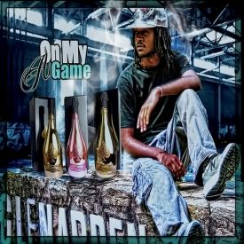 "AuthentiCore/SECC Music - Lil L ""On My A Game"" Cover Art"