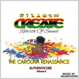 "AuthentiCore/SECC Music - Create ""ReBirth Of Sound: Carolina Rennaissance"" Cover Art"