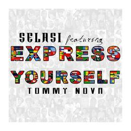 Selasimusic - Express Yourself Cover Art