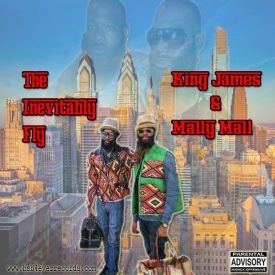 BSB 4EVER RECORDS - The Inevitable Fly King James & Mally Mall Cover Art