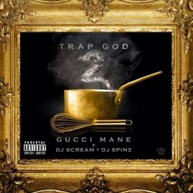 Sermon's Domain - Trap God 2 Cover Art