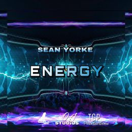 Sean Yorke - Energy Cover Art