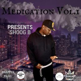 ShooGb - Medication Cover Art