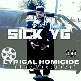 Sickwai Music - Lyrical Homicide Cover Art