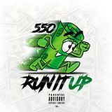 Silent DJ - Run It Up Cover Art