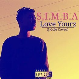 S.I.M.B.A TheBeast - Love Yourz Cover Art