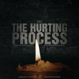 SIN - The Hurting Process (prod. by Darknight) Cover Art