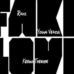 Ca$hload Derch - F.a.k.e. L.o.v.e Ft. Young V x Keemo Therope Cover Art