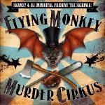SKAM2 - The SKRONIK: Flying Monkey Murder Cirkus Cover Art
