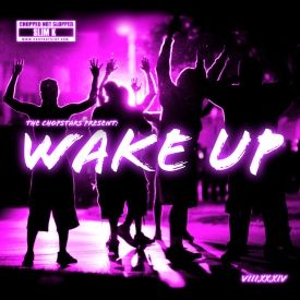 Slim K Slowdowns - #WakeUp Cover Art