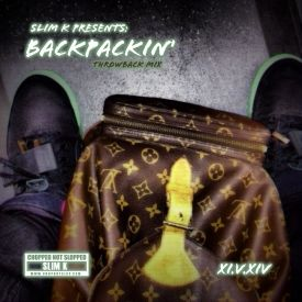 Slim K Slowdowns - Backpackin' Cover Art