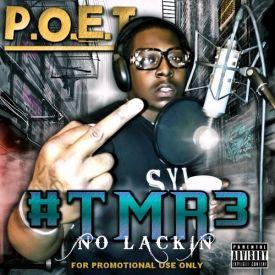 SlipSIty Music - Tha Minority Report 3: No Lackin' Cover Art