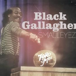 Small Eyez - Black Gallagher [Prod. By Toro Y Moi] Cover Art
