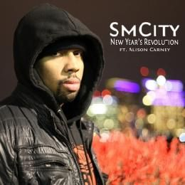 SmCity - New Years Revolution Cover Art