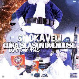 smokaveli - Coka Season : Overdose (White X-Mas) Cover Art