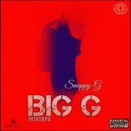 SNAPPY-G - 3. REAL NIGGAS Cover Art