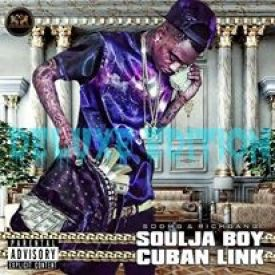 souljaboy - Cuban Link DeLuxe Edition Cover Art