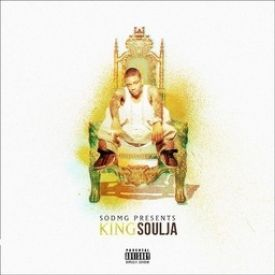 souljaboy - KING SOULJA Cover Art
